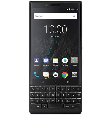 """Blackberry Key 2 - 4,5"""" Smartphone mit 6GB RAM & 64GB Speicher für 399,90€"""