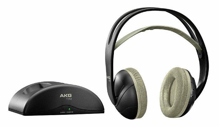 AKG K912 Over-Ear Funkkopfhörer für 36,99€ inkl. VSK (statt: 44€)
