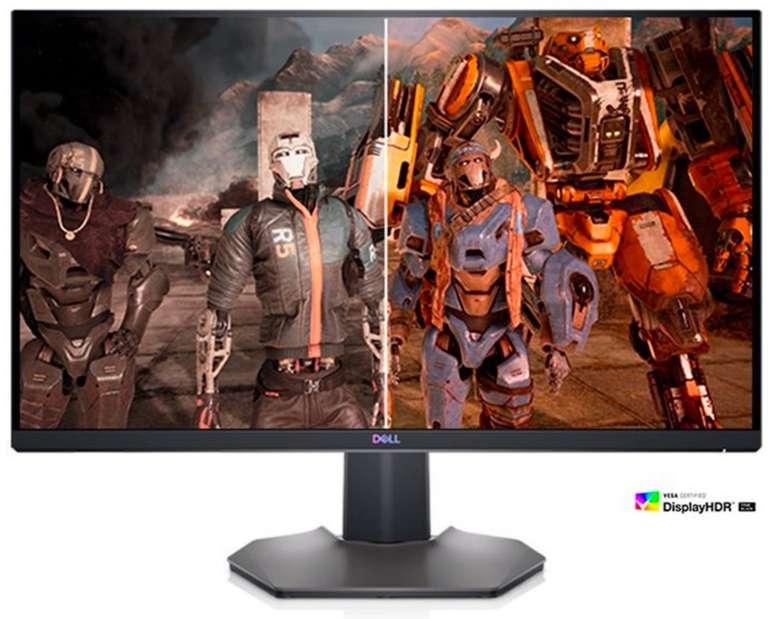 """Dell S2721DGF - 27""""-WQHD Gaming Monitor (1 ms Reaktionszeit, 165Hz, IPS, 3 Jahre Garantie) für 415,28€"""