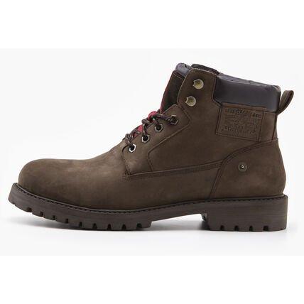 Levi's® Herren Boots (dunkelbraun, gelb) für 34,99€ inkl. Versand (statt 64€)