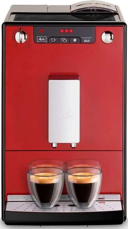 Melitta Kaffeevollautomat Caffeo Soli E 950-104 in Chili Red für 249,99€ inkl. Versand (statt 299€)