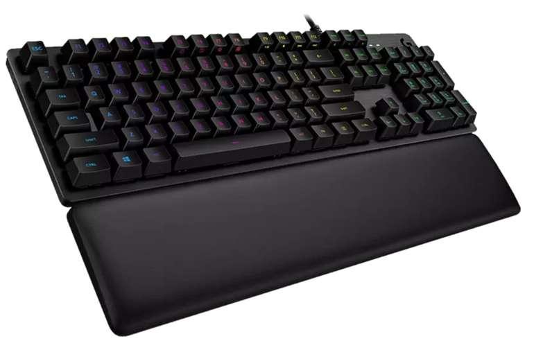 Logitech G513 Mechanische RBG Gaming Tastatur für 101,99€ inkl. Versand (statt 150€)