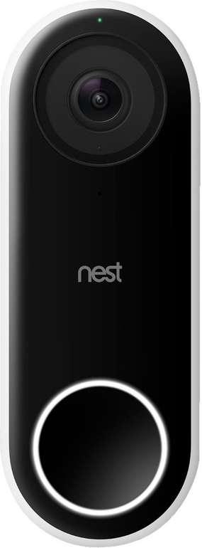 Google Nest Hello Videotürklingel für 183,86€ inkl. Versand (statt 258€)