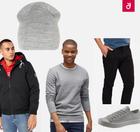 Style Tipp: Komplettes Herren Outfit für den schmaleren Geldbeutel (nur 140,48€)