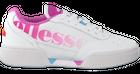 Weiße Ellesse Damen-Sneaker Paicentino LTHR AF für 26,95€ inkl. Versand
