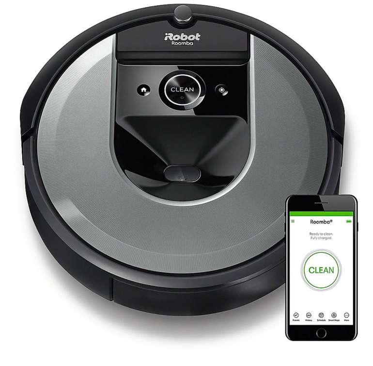 iRobot Roomba i7150 Staubsauger-Roboter (Raumkartierung, App-Steuerung, Alexa) für 484,84€ (statt 594€)