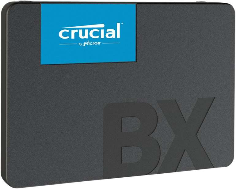 """Crucial BX500 2.5"""" SSD mit 2TB Speicher für 133,99€ inkl. Versand (statt 179€) - Newsletter!"""
