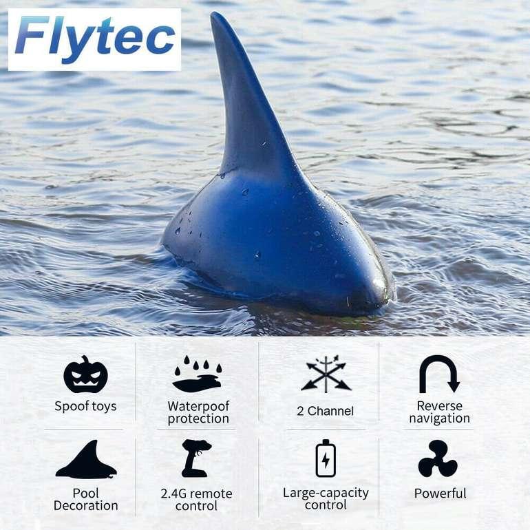 Flytec V302 RC Boot im Haifischflossen-Look für 29,70€ inkl. Versand (statt 33€)