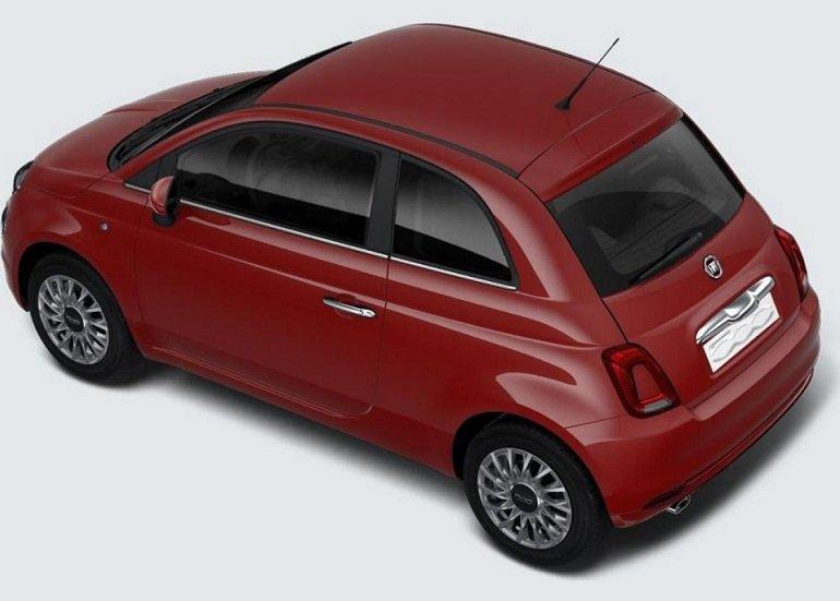Fiat 500 1.2 Lounge Leasing