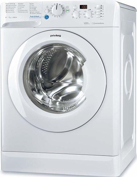 Privileg PWF X 743 - 7kg Waschmaschine mit Inverter Motor für 314€ (statt 369€)