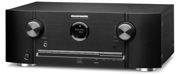 Marantz SR5012 7.2 AV Receiver 4K Wlan Schwarz für 499€ inkl. VSK (statt 599€)