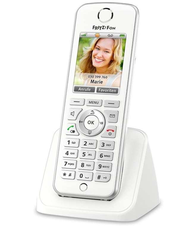 AVM FRITZ!Fon C4 DECT-Telefon für 32,78€ inkl. Versandkosten (statt 62€)