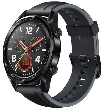 "Huawei Watch GT Sport - 1,39"" Touchscreen Smartwatch für 93,60€ (statt 118€)"