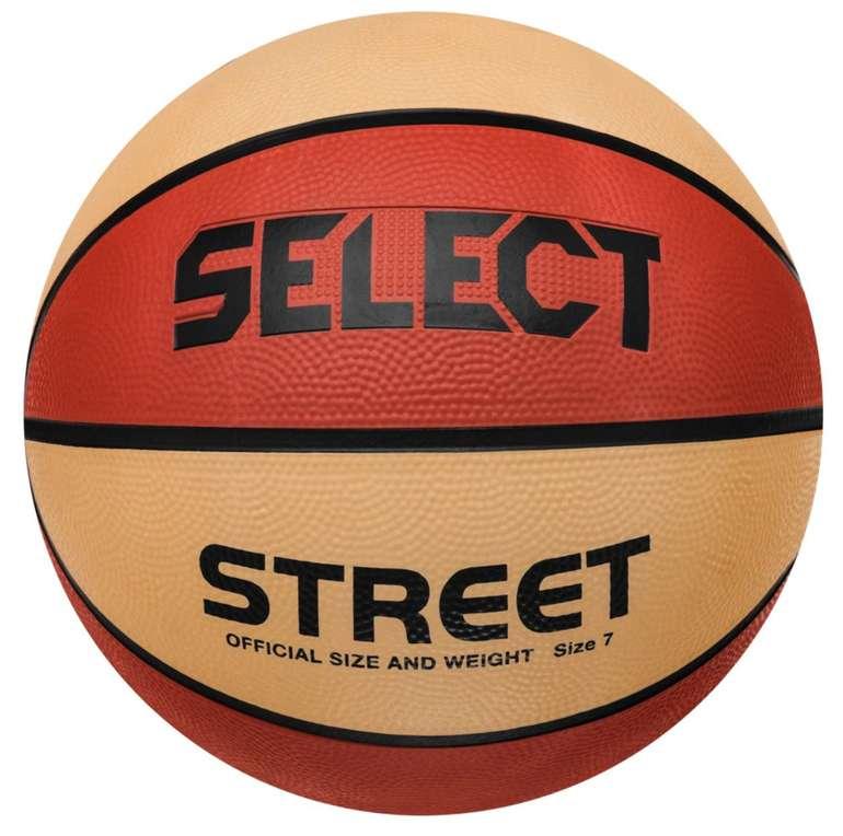 Select Street Basketball (Größe 7) für 4,99€ inkl. Versand (statt 12€)