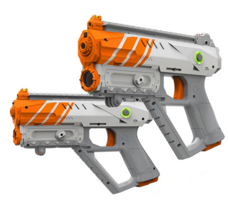 2er Pack Goliath Recoil AR-Laserspiel Starter Set für 55,90€ (statt 87€)