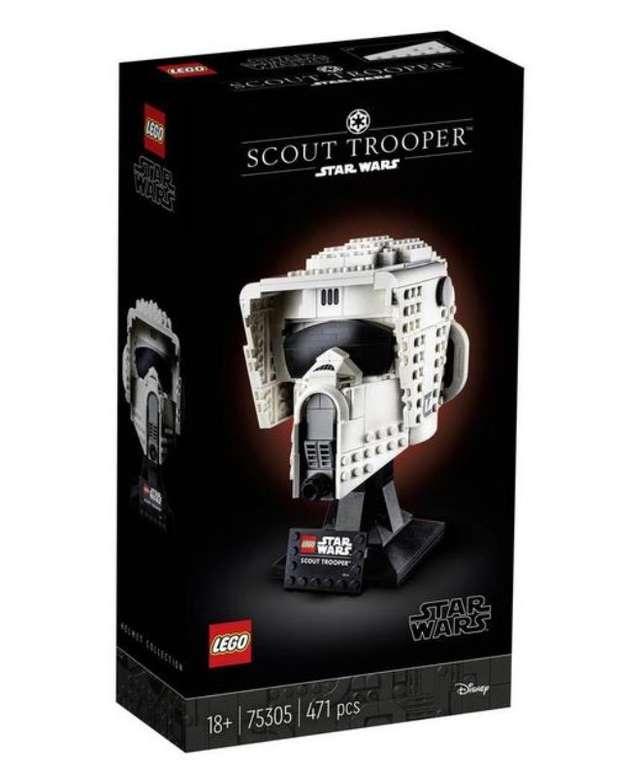 Lego Star Wars - Scout Trooper Helmet (75305) für 35,69€ inkl. Versand (statt 40€)