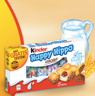 Happy Hippo Cacao Snack gratis testen dank Geld-zurück-Garantie