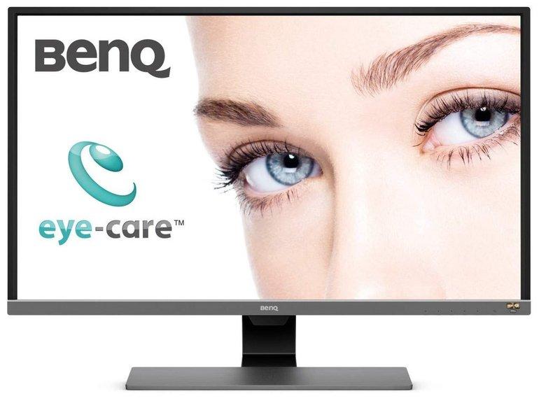 "BenQ EW3270U - 31,5"" Monitor (4K UHD, FreeSync, USB-Typ C) für 306,99€ inkl. Versand"