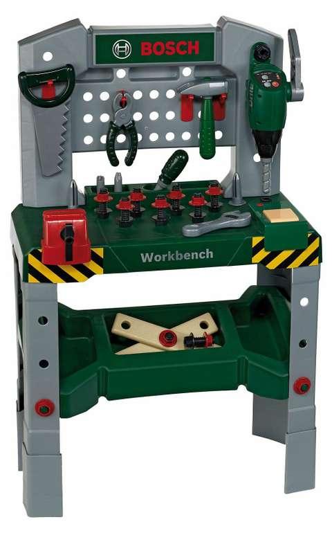 Klein Toys Bosch Werkbank mit Sound (8637) für 41,64€ inkl. Versand (statt 49€)