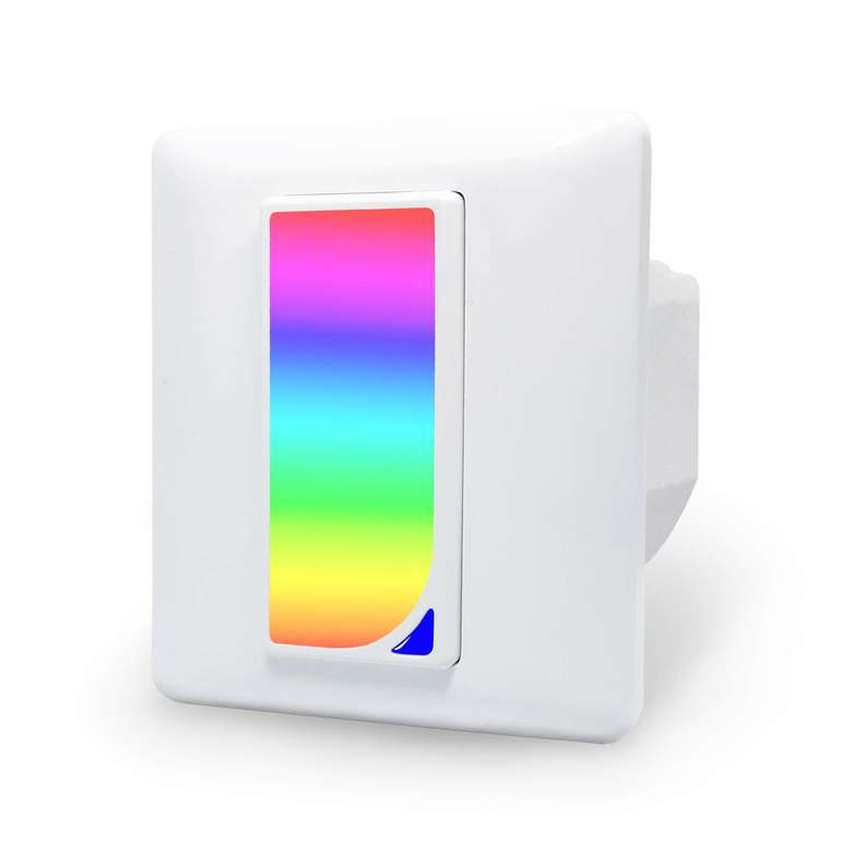 Waligh - Smarter 2in1 Lichtschalter (kompatibel mit Echo Alexa/Google Home) für 12,87€ - Prime!