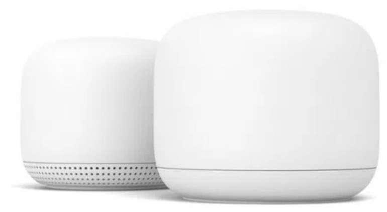 Google Nest Wifi-Router + Wifi-Zugangspunkt für 193,95€ inkl. Versand (statt 249€)