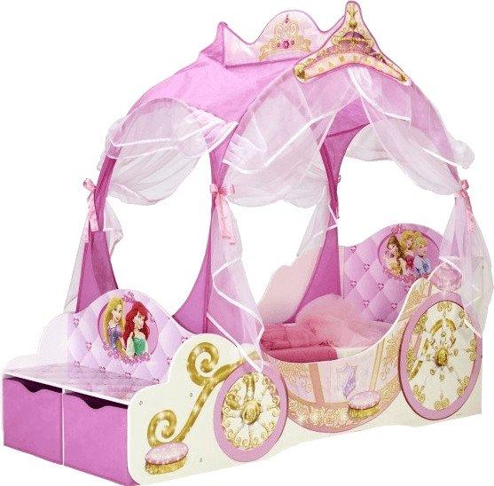 Worlds Apart Kinderbett Disney Princess Kutsche für 231,99€ inkl. Versand (statt 291€)