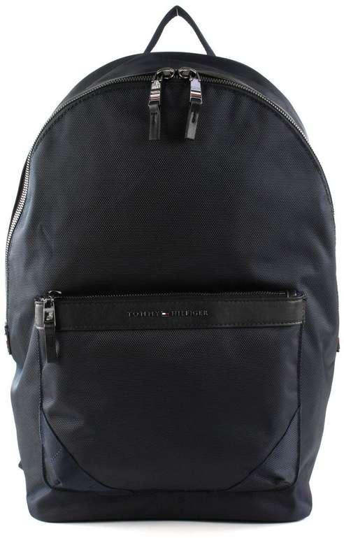 Schnell? Tommy Hilfiger Elevated Nylon Backpack für 45,94€ (statt 84€)