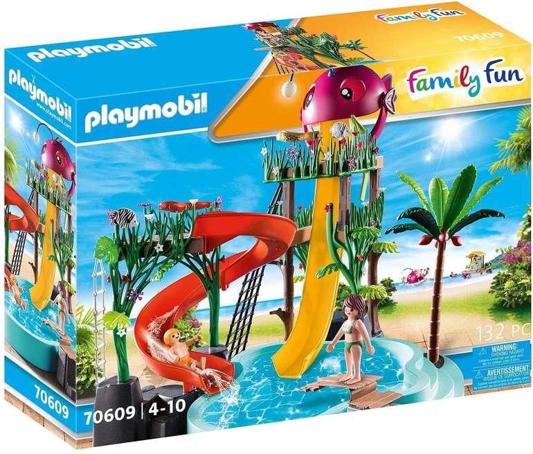 Plamobil (70609) Aqua Park mit Rutschen für 29,98€ inkl. Versand (statt 39€)