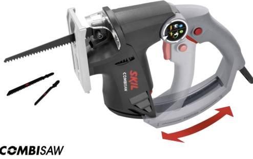 SKIL 4600 AA 2in1 Säbel- und Stichsägenkombination (Combisaw) für 24,99€