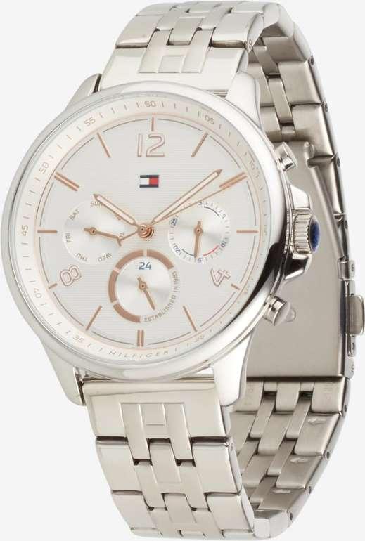 Tommy Hilfiger Uhr (1782222) in silber/weiß für 116,94€ inkl. Versand (statt 140€)