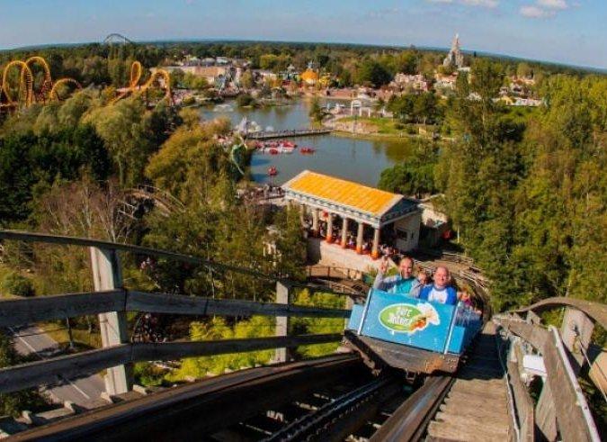 Frankreich: Eintritt in den Parc Astérix inkl. ÜN/F im Park ab 119€ p.P