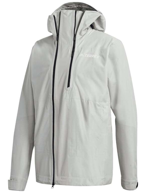 Adidas Terrex Waterproof Primeknit Herren Jacke für 119,95€ inkl. Versand (statt 180€)