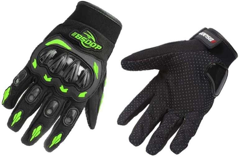 Ajcoflt Touchscreen Motorradhandschuhe in 4 Farben ab 7,49€ inkl. Versand (statt 15€)