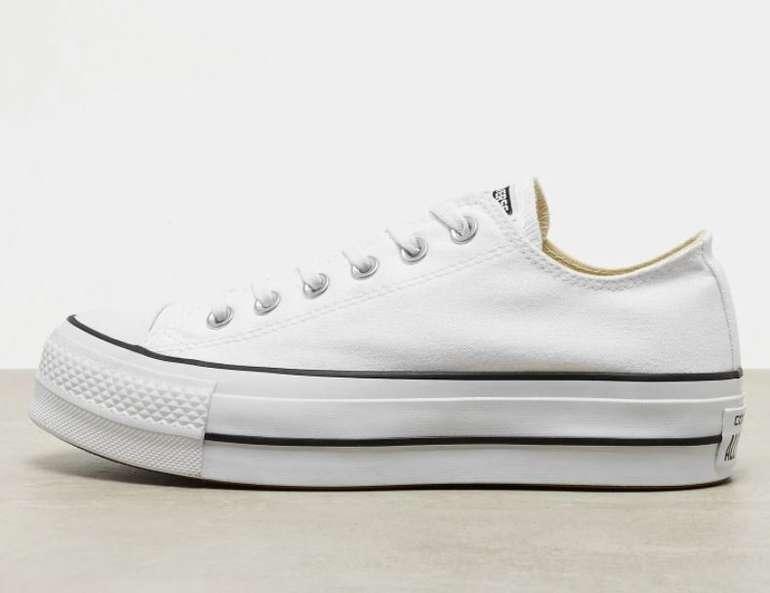Onygo: 20% Rabatt auf Converse Schuhe - z.B. Chuck Taylor All Star Lift für 63,99€ inkl. Versand (statt 80€)