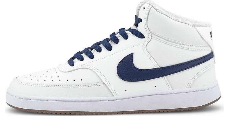 Nike Court Vision Mid Herren Sneaker in weiß/blau für 47,97€inkl. Versand (statt 55€)
