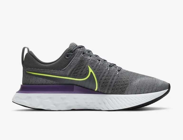 Nike React Infinity Run Flyknit 2 - Herren Laufschuhe für 79,97€ inkl. Versand (statt 104€)
