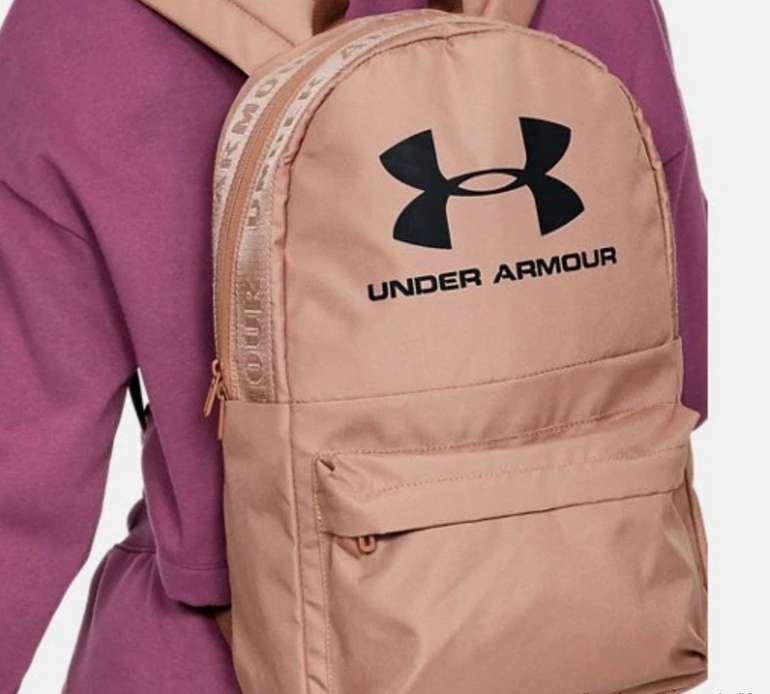 Under Armour Sale mit bis zu 40% Rabatt + Versandkostenfrei - z.B. UA Loudon Rucksack für 24,97€ (statt 35€)
