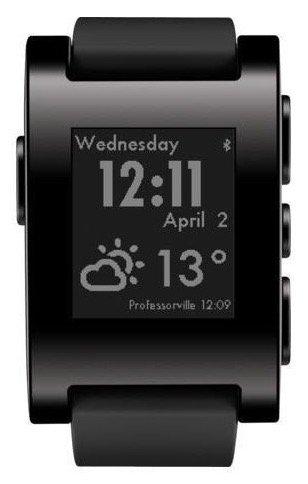 Pebble Classic Smartwatch Fitness-Tracker für 29,90€ inkl. Versand (B-Ware)