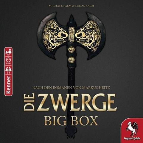 Brettspiel: Die Zwerge Big Box (51933G) für 33,91€ inkl. Versand (statt 40€)