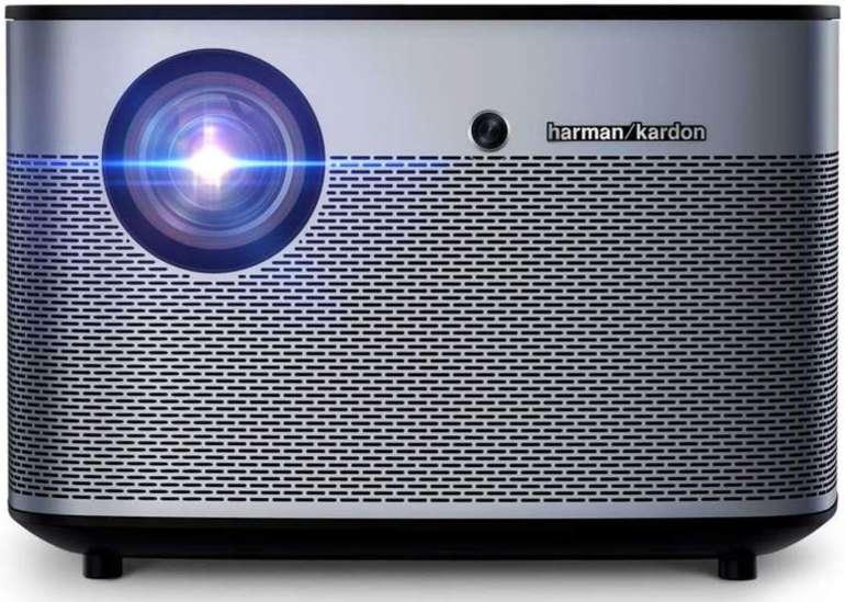 XGIMI H2 - Intelligenter 1080p LED Beamer (Harman Kardon Lautsprecher, 1350 Lumen, WiFi, Bluetooth, Android 6.1) für 627,51€