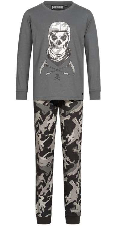 Fortnite Skull Trooper Kinder Pyjama (2-teilig) für 12,94€inkl. Versand (statt 21€)
