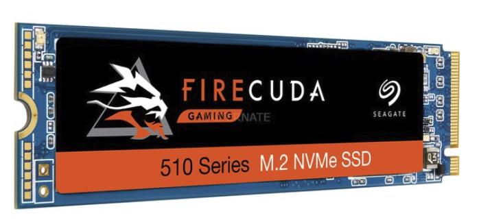 Seagate FireCuda 510 SSD (2 TB PCIe 3.0 x4, NVMe 1.3, M.2) für 236,89€ inkl. Versand (statt 266€)