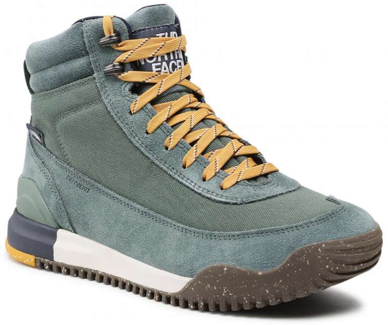 The North Face Back-To-Berkeley III Herren Schuhe für 114,40€ inkl. Versand (statt 150€)
