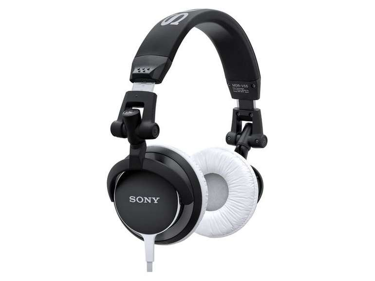 Sony MDR-V55 Over-Ear Kopfhörer für 34,94€ (statt 48€)