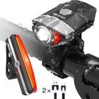 KKUP2U LED Fahrradbeleuchtung Set für 18,19€ inkl. Prime Versand