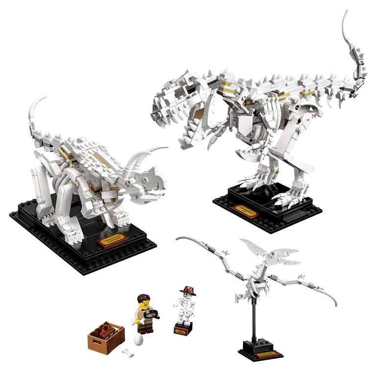 Lego Ideas 21320 Dinosaurier-Fossilien für 59,99€ inkl. VSK (statt 85€)