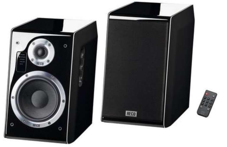 Heco Ascada 2.0 Stereolautsprecher-Set (1 Paar) für 399€ inkl. Versand (statt 498€)