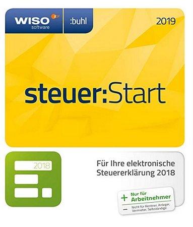WISO steuer:Start 2019 Email Aktivierungscode für 11,99€ (statt 15€)
