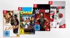 Nintendo Switch Game-Bundle mit 4 Spielen für 69,99€ inkl. Versand (statt 84€)