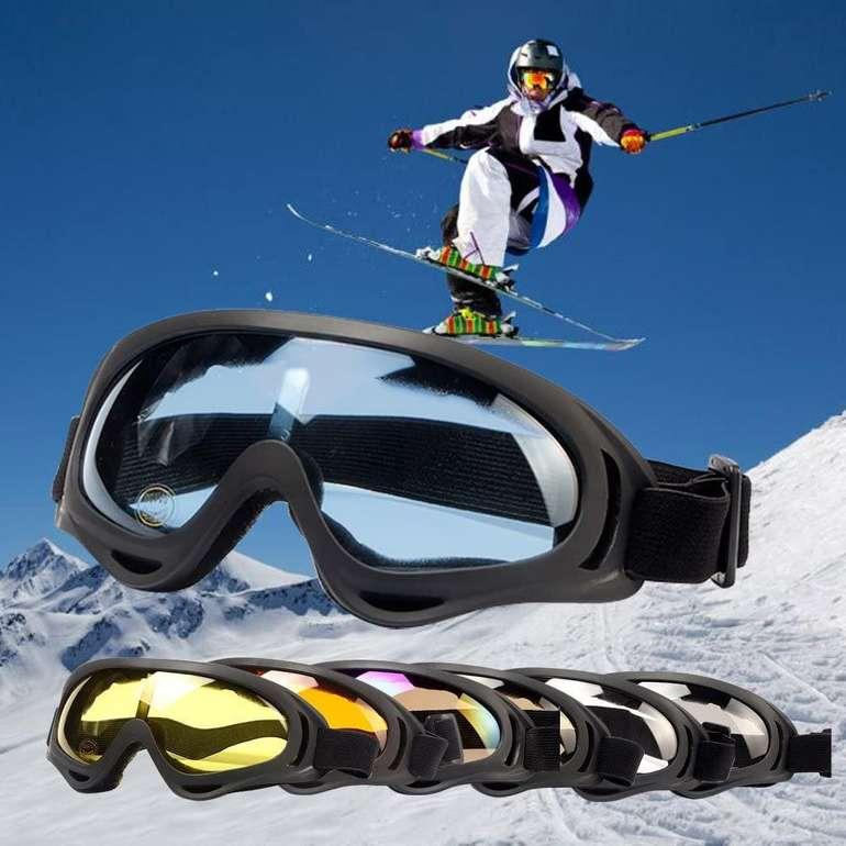 Vesniba Skibrille in 7 Farben für je 4,99€ inkl. Versand (statt 17€)